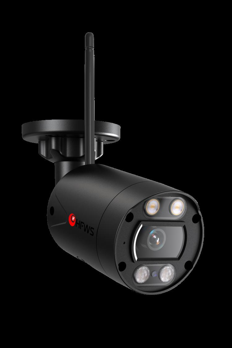 1080P 8CH Wi-Fi Camera Kit