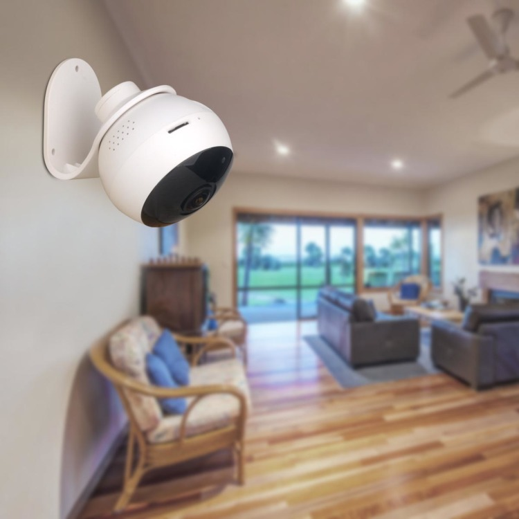 1080P 180-Wide Angle Indoor Wifi camera