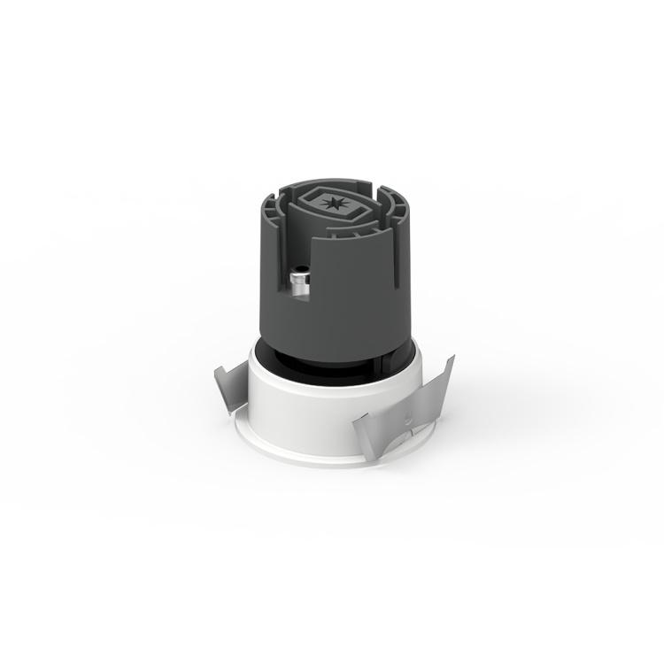 SD Self-Mold Product 12W Zigbee LED Downlight