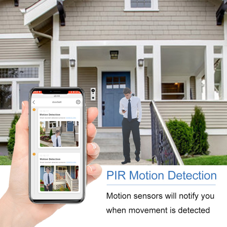1080P Smart Wi-Fi Doorbell