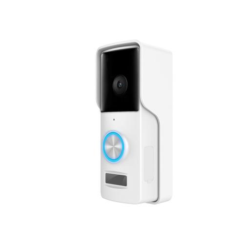 Newest IP65 Battery Powered WiFi Video Doorbell Camera