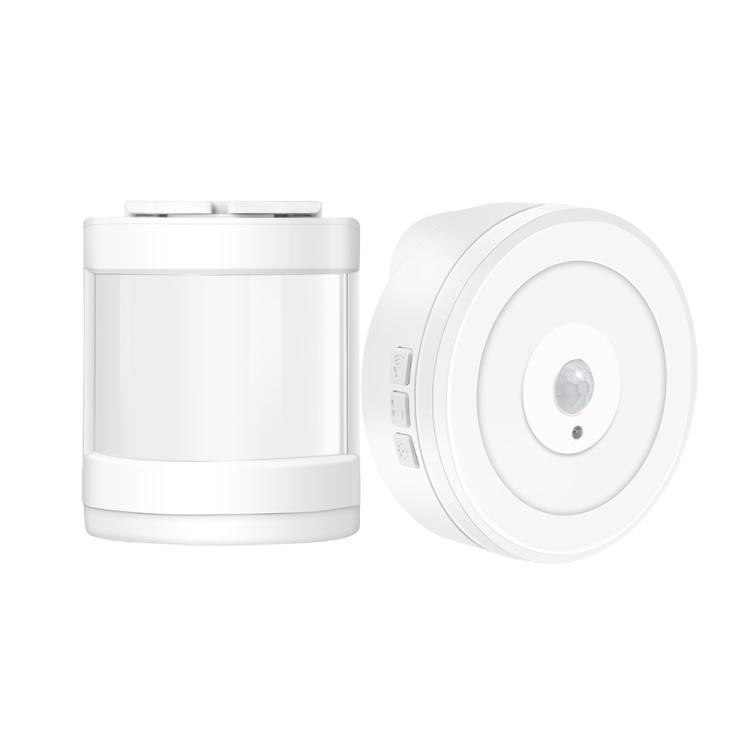 Smart Wi-Fi PIR Motion Sensor Detector