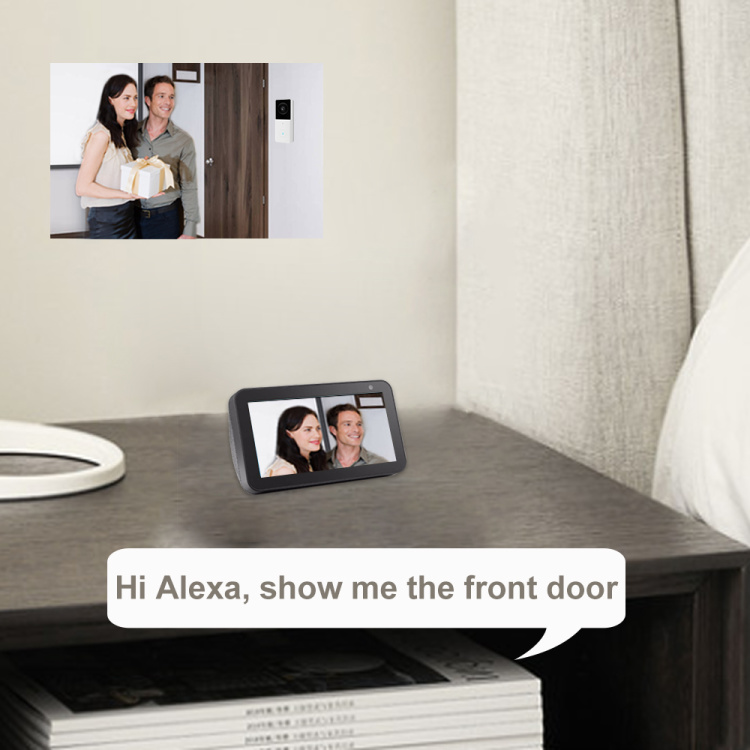 Smart Doorbell With Chime