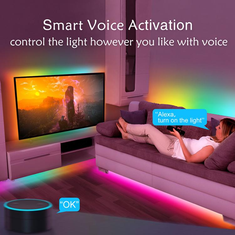 Wi-Fi Dreamcolor LED Strip Lights