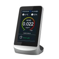 Tuya Wi-Fi Connect PM2.5 TVOC HCHO Monitor