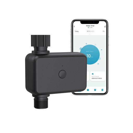 Smart BLE Watering Timer