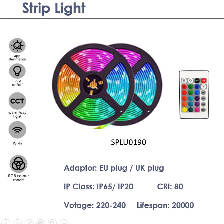 Strip Light Waterproof