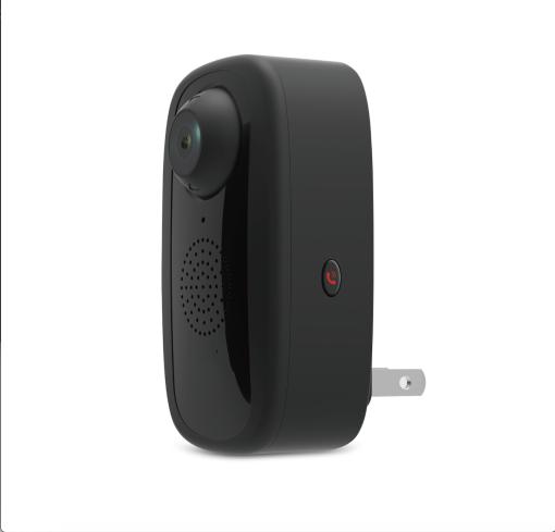Plug-in SOS Indoor Wi-Fi Camera