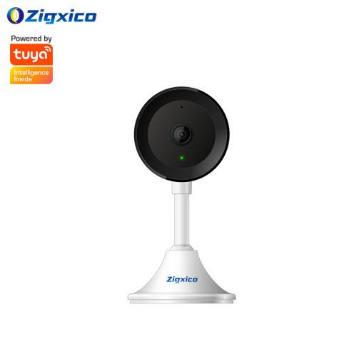 Tuya Indoor Plug-in WiFi Camera | Two Way Intercom | Motion Detection | Humanoid Detection | Alarm push