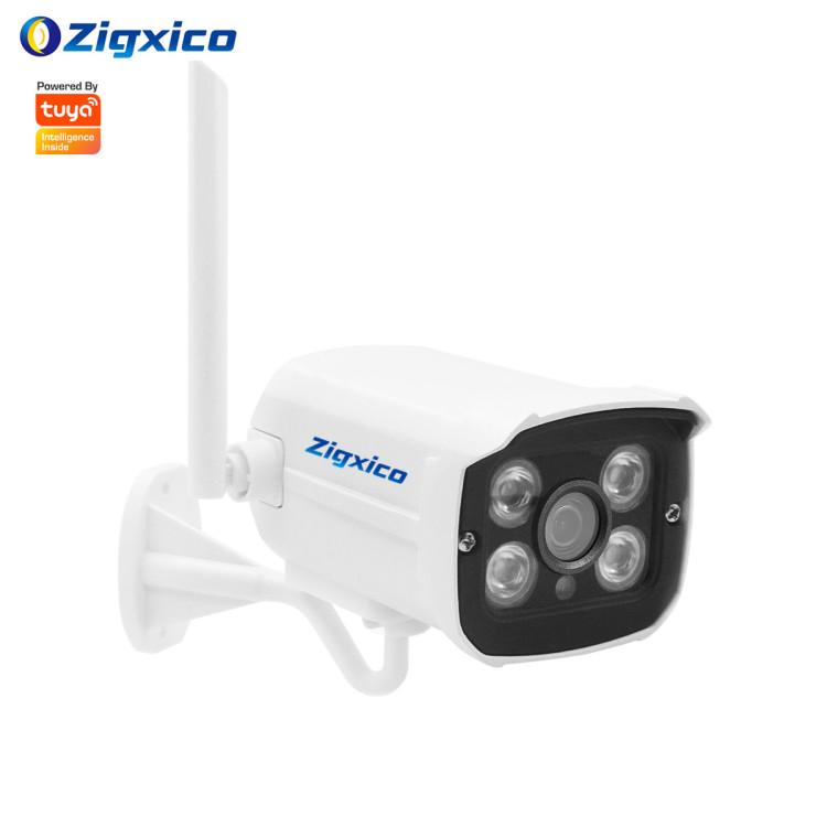 Zigxico 4CH 5MP Wireless NVR Kit 4TB IPC IP66