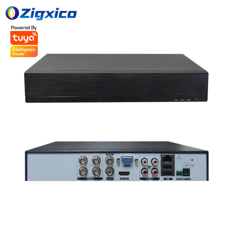 Wi-Fi Wired Package  4CH 2MP AHD DVR Kit