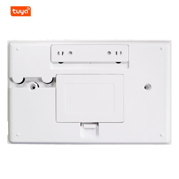 Tuya Wifi GSM 433Mhz Home Burglar Security Alarm System LCD Touch Keyboard 11 Languages Wireless Alarm Kit