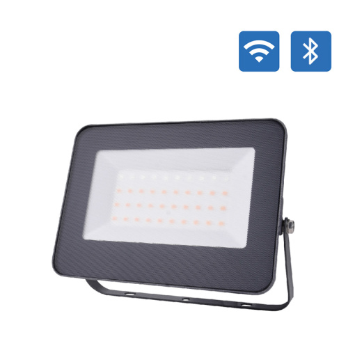 Smart LED Floodlight RGB+CCT+Dimmable