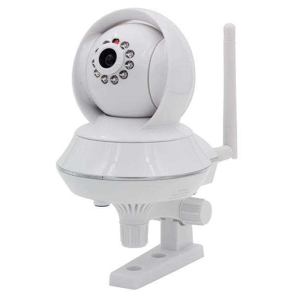 Pan/Tilt Smart Camera