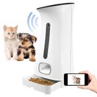 New Design Dog Smart Wif-Fi Pet Feeder With Camear Cat Feeder