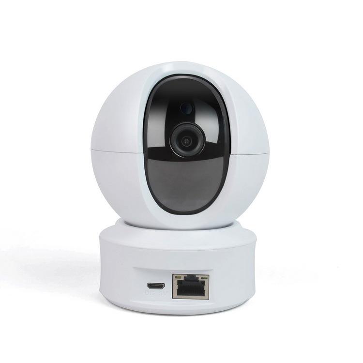 Wifi Indoor Smart IP Camera Pan/Tilt