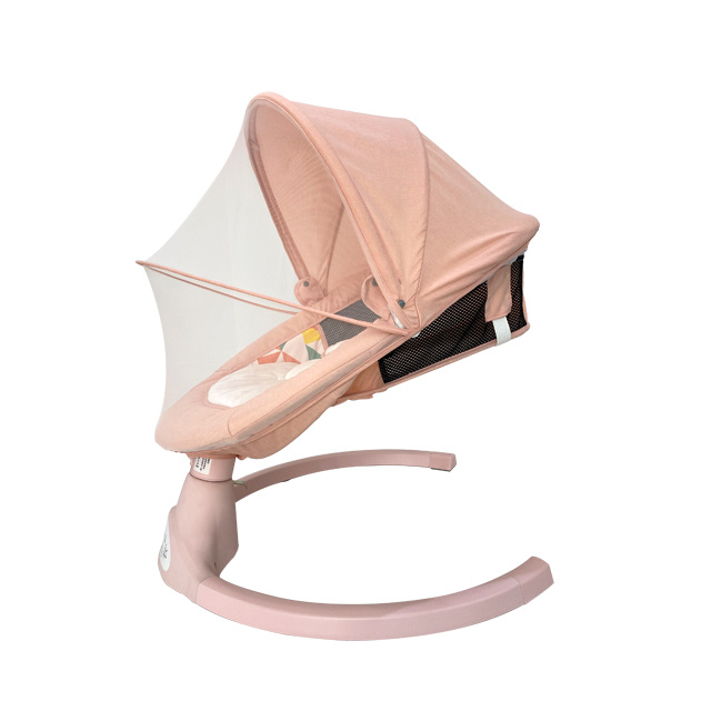 Intelligent Kids Chairs Light Weight Baby Rocking Swing Infant Chairs
