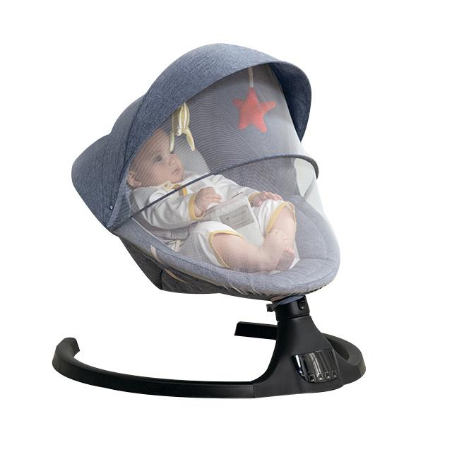 Kids Furniture Playful Baby Rocker Bouncer Infant Swings Chair For 0-9kg