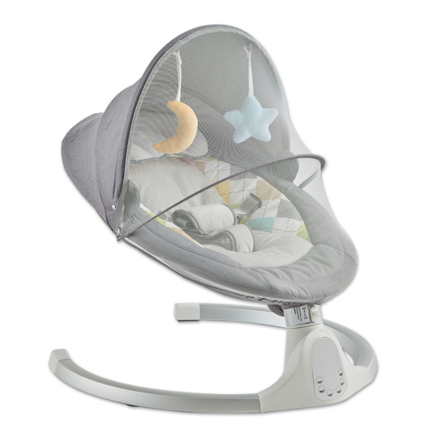 Premium My First Baby Bouncer With Soothing Vibration & Musical
