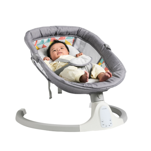 2021 Factory Baby Swing Bed Automatic Baby Rock Sleeper