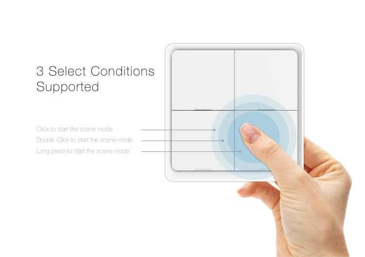 Smart Wireless Scene Switch
