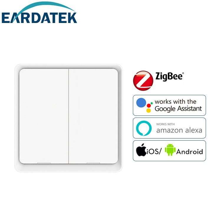 Zigbee Smart Switch Without Neutral Line