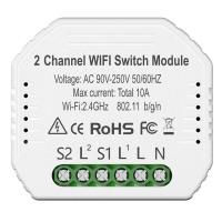 Smart 2 Ways Wi-Fi Switch