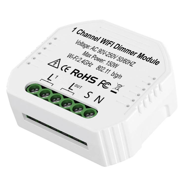 Smart Wi-Fi Dimmer Switch Module