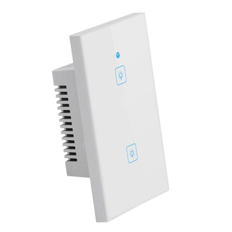 Smart Wi-Fi 2 Ways Touch Switch