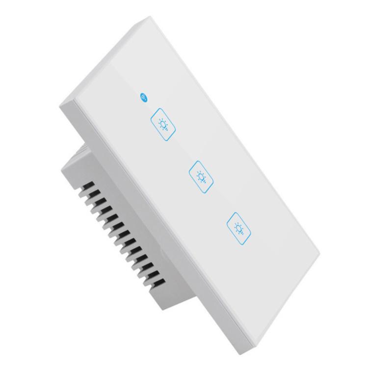 Smart Wi-Fi 3 Ways Touch Switch