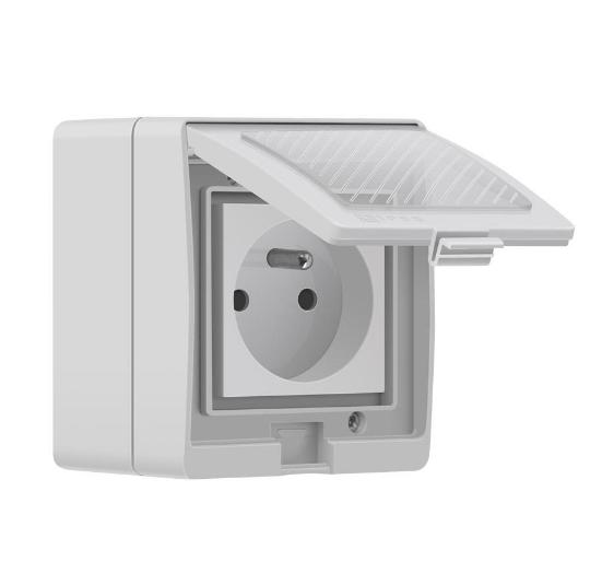 IP 55 SMART WIFI SOCKET EU SOCKET