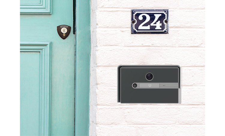 Unistone 2M Video doorbell with Dingdong with 10000mAh Battery