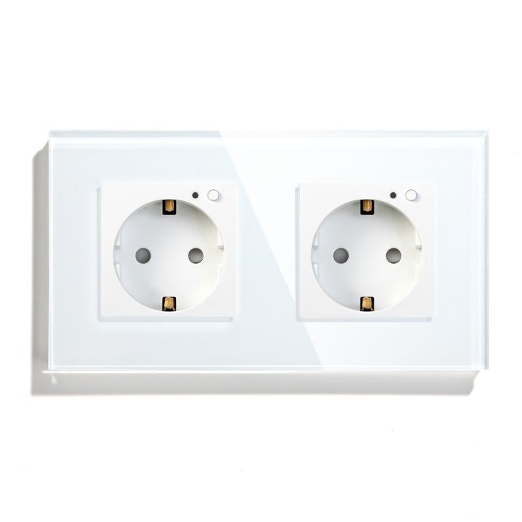 Double Wifi 16A 157mm EU Socket