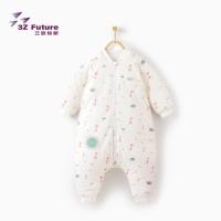 Smart Monitoring Sleep Bag For Baby