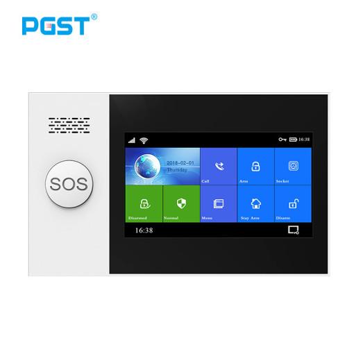 Full Touch Screen Wi-Fi+GSM/4G Home Burglar Alarm System Kit