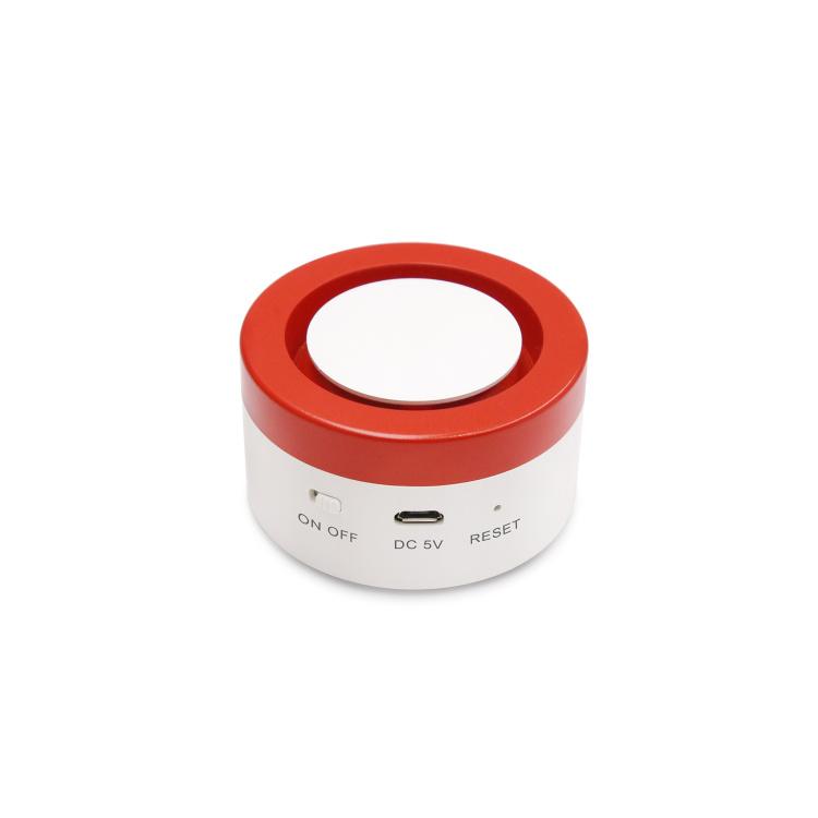 MYQ Smart Wi-Fi Strobe RF433 2 In 1 Siren Alarm