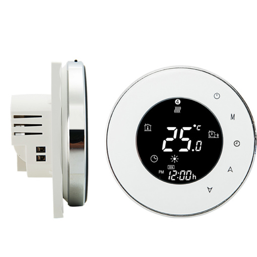 WiFi indoor thermostat mobile phone APP remote control for 16A electric heating thermostat