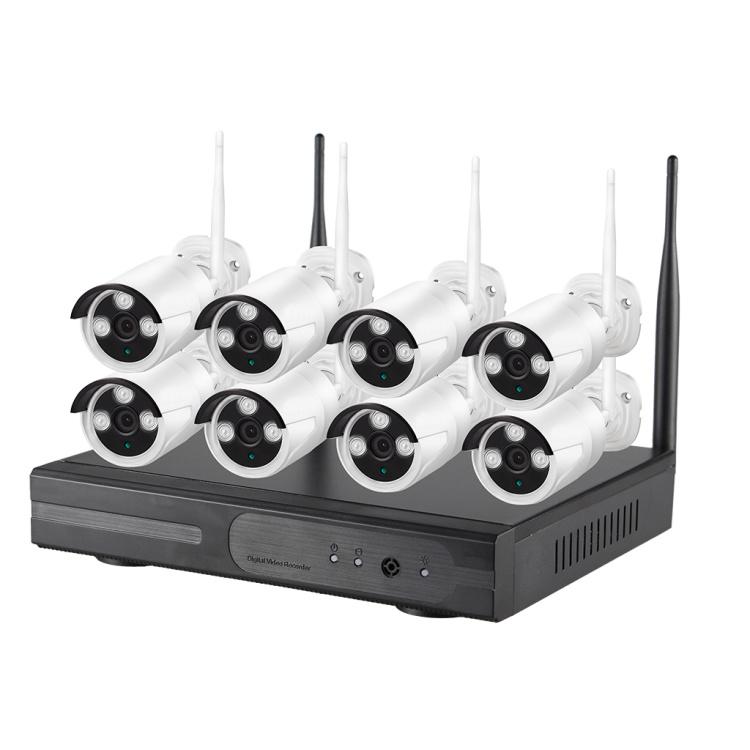 Tuya Smart Wireless WiFi NVR Kit 8CH