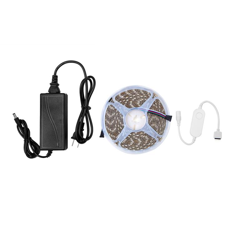 Wifi LED RGBW 5050 Waterproof Stripes Tape Sk6812 Smart Ledstrip Lights Color Led Strip Light
