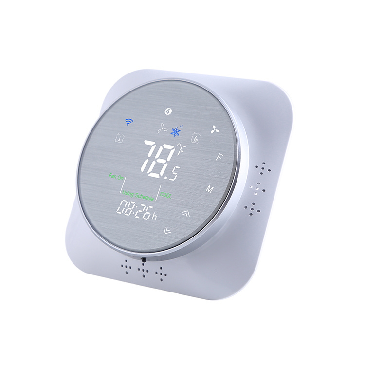 Constant temperature floor heating LCD touch screen room digital heating controller wireless WiFi heat pump thermostat
