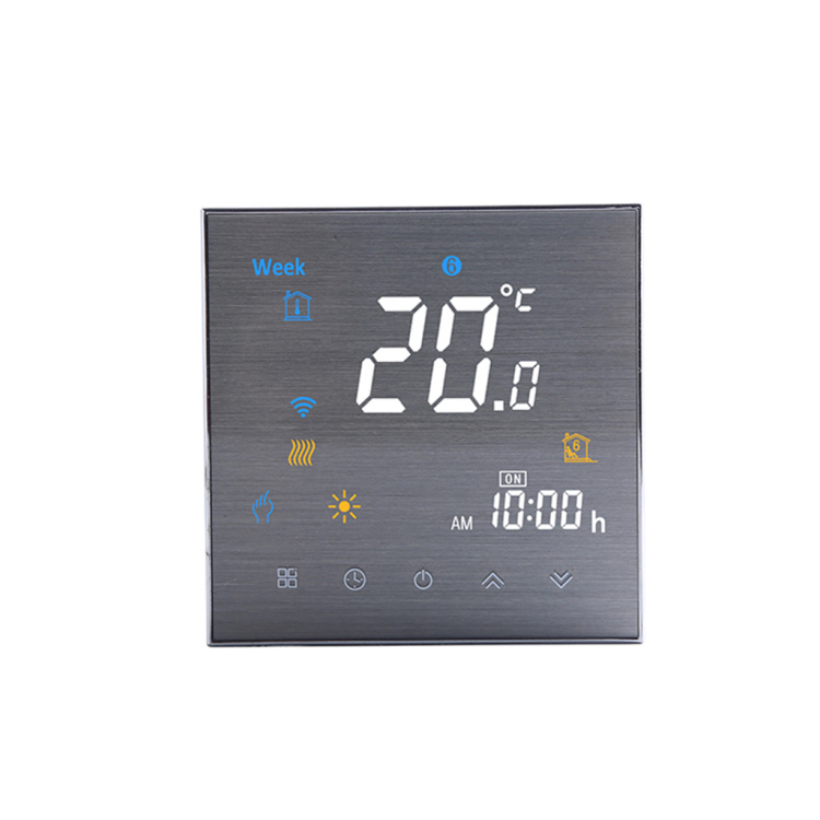 Support Google Home smart thermostat, suitable for boiler heating WiFi thermostat digital temperature controller
