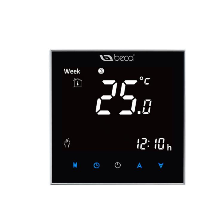Tuya Smart Wireless WiFi Thermostat Temperature Regulator Floor Heating Plumbing Indoor Heating Thermostat