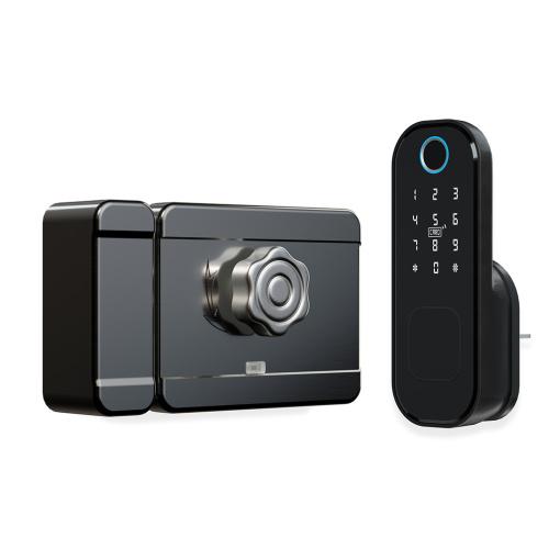 Wi-Fi Door Lock Fingerprint Wi-Fi Smart door Lock Smart lock Fechadura Digital Password door lock