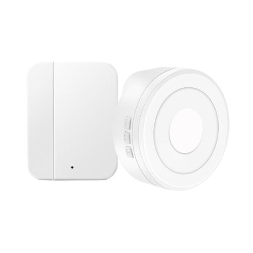 Smart Wi-Fi Door Window Sensor Alarm Kit
