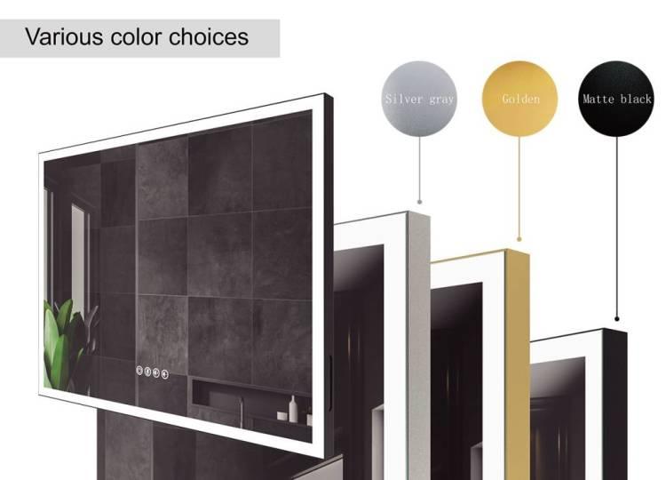 Corelead Smart LED Bathroom Light Mirror