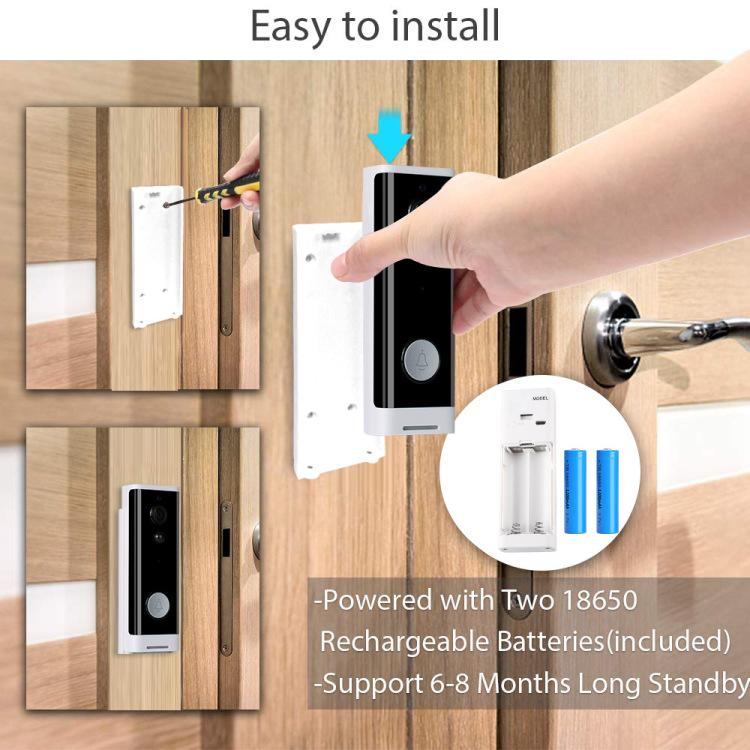 Smart Wi-Fi Doorbell