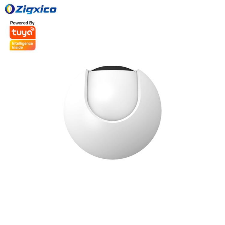 Tuya Indoor WiFi PTZ Camera Zigxico Support Human Shape Detection Motion Detection APP Alarm Push Moving Objects Trackin