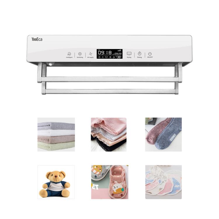 Smart Bathroom Appliance UV Sterilizer Towel Dryer with Heater