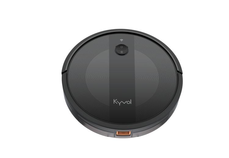 Kyvol Cybovac E20 Robot Vacuum Cleaner, 2000Pa Suction