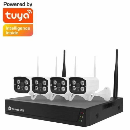 NVR Kit  Wireless IP Camera